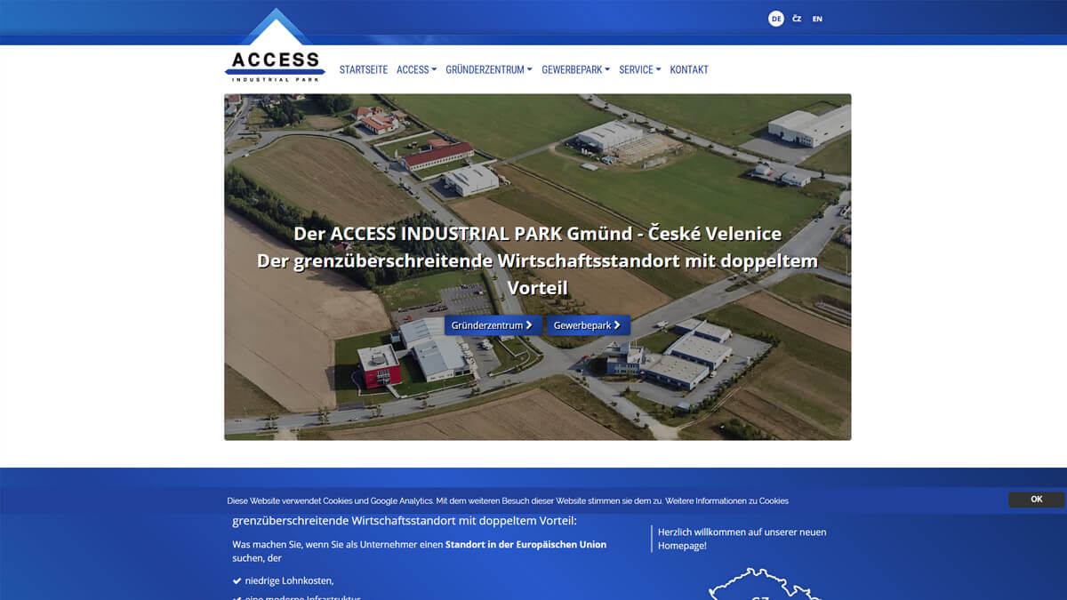 Access Industrial Park